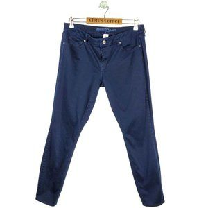 Arizona Jean Co. Navy Blue Tapered Pants 13
